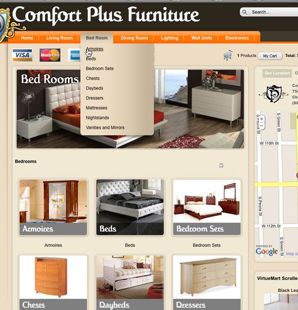 Comfort Plus Furniture. Elk Mountain Grand Traverse
